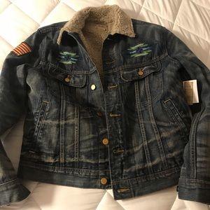 Polo denim jacket limited edition.